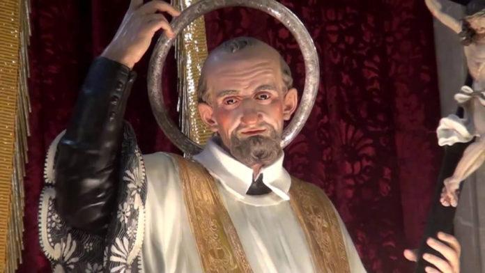 San Vincenzo de Paoli