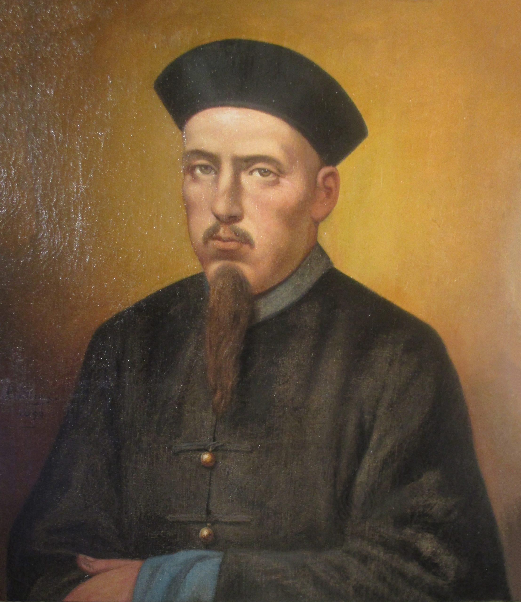 Sant'Augusto Chapdelaine, Martire