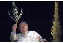 Era il 20 marzo di 15 anni fa. Domenica delle Palme L'ultimo saluto ai tuoi fedeli, ai tuoi giovani. Un ricordo struggente, che nessuno dimenticherà. Ci avresti lasciato per sempre una settimana dopo.