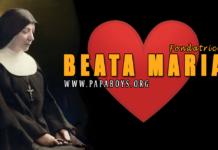 Beata Maria, Fondatrice