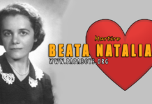 Beata Natalia Tulasiewicz, Martire