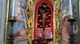 Coronavirus, la Chiesa lo affronta con i Crocifissi miracolosi usati negli anni della peste
