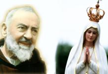 Padre Pio e la Madonna di Fatima