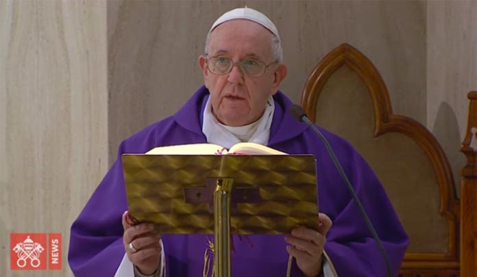 Conte da Papa Francesco: l'incontro in Vaticano