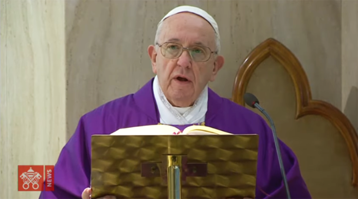 Il Papa lancia due speciali iniziative di preghiera