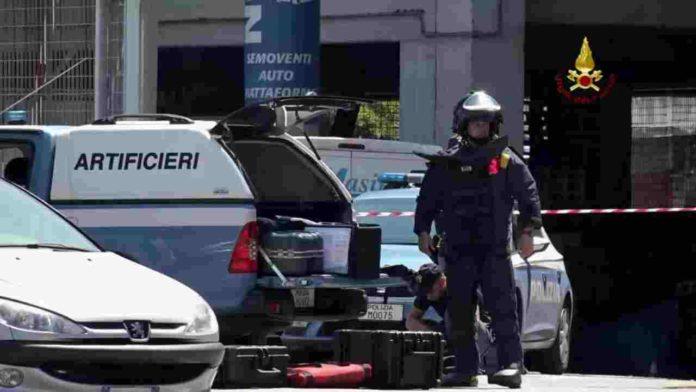Roma, fallito attentato esplosivo al Viminale. Si seguono le prime piste