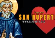 San Ruperto, Vescovo