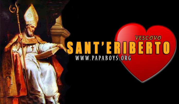 Sant'Eriberto, Vescovo
