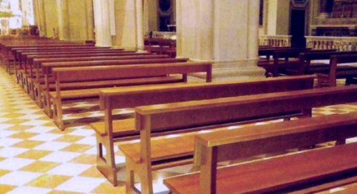 chiesa vuota