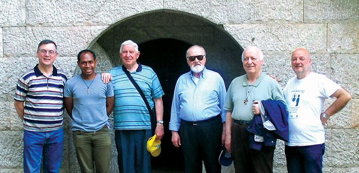 gruppo di missionari saveriani