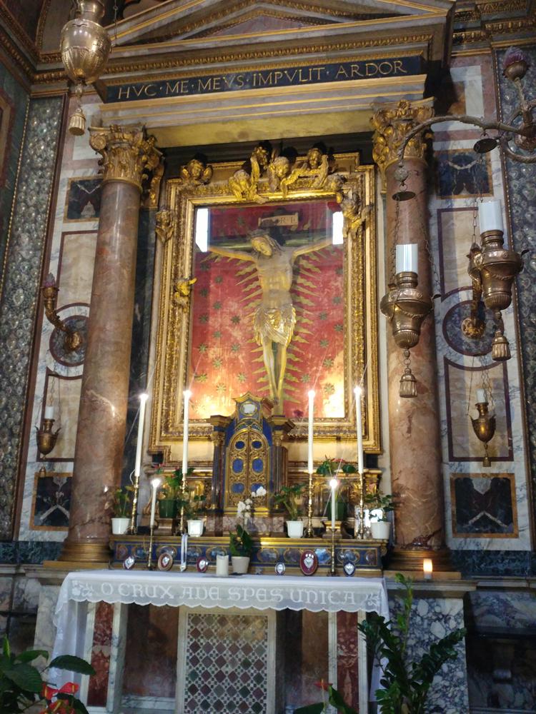 Tv2000 Il crocifisso miracoloso di San Marcello al Corso