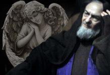 Angelo e Padre Pio