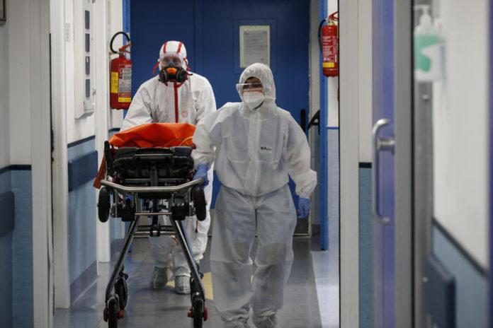 italia dati terapia intensiva 28 aprile 2020