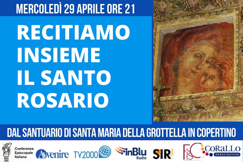 rosario per l'italia 29 aprile 2020