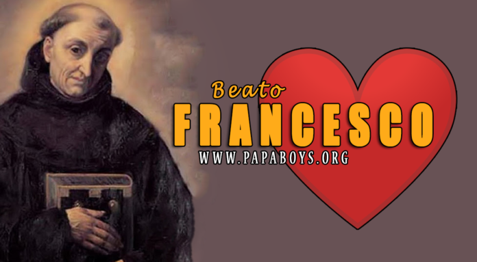 Beato Francesco da Fabriano - 22 Aprile