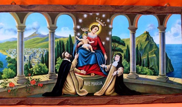 Madonna di Pompei