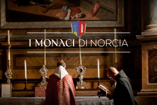 Monaci benedettini di Norcia