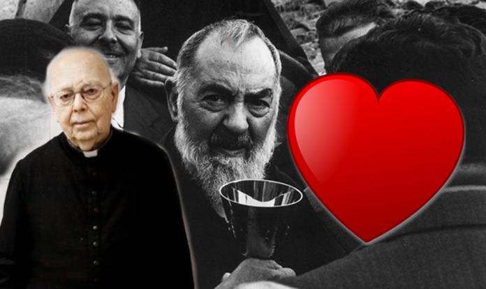 Padre Amorth e Padre Pio