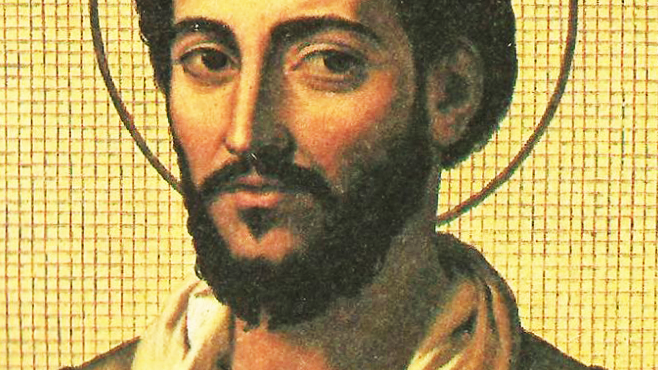 San Leonida d'Alessandria Martire