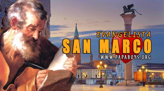 San Marco, Evangelista