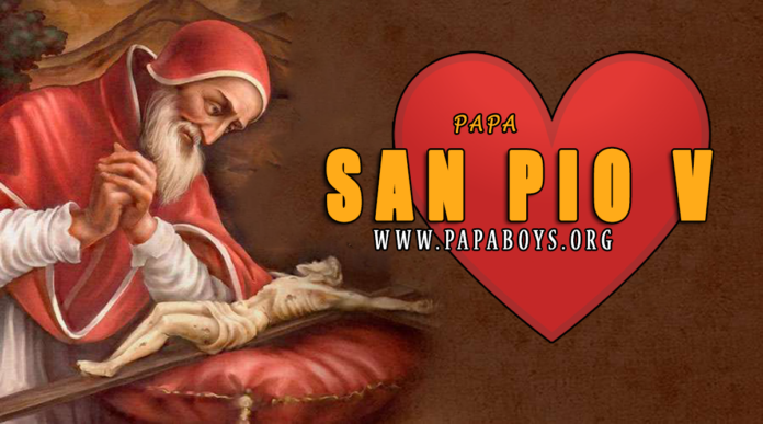 San Pio V, Papa