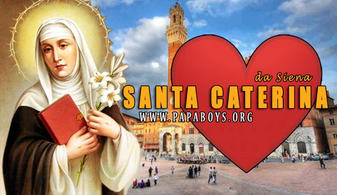 Santa Caterina da Siena,