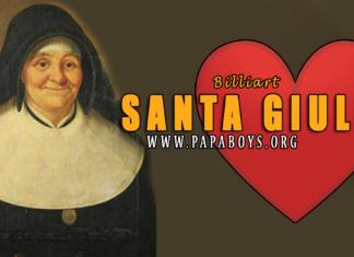 Santa Giulia Billiart