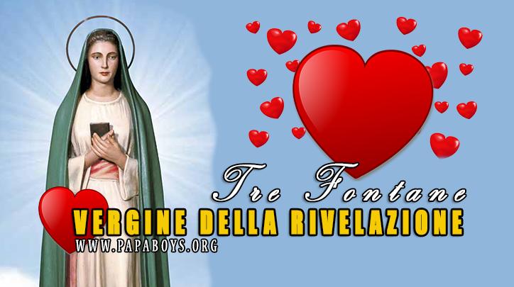 Madonna delle Tre Fontane
