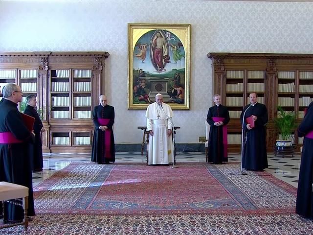 Fase 2, interviene il papa: prudenza e obbedienza