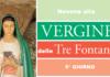 Novena alla Vergine delle Tre Fontane - 6° Giorno
