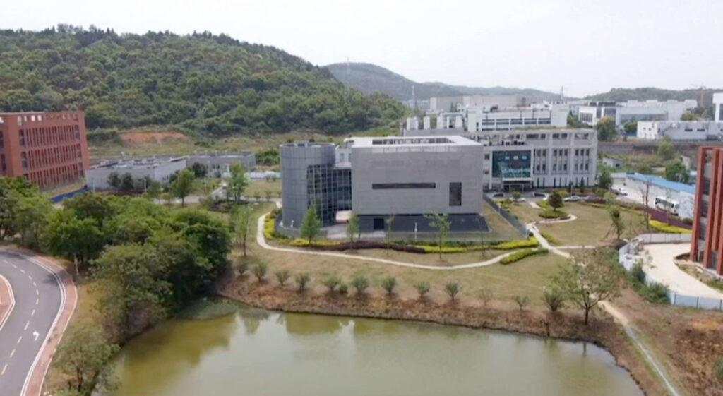 laboratorio di virologia di Wuhan