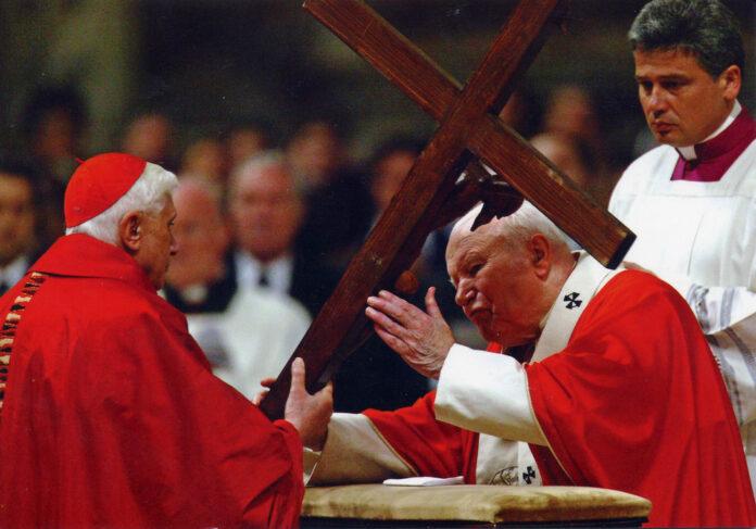 benedetto xvi. lettera giovanni paolo II 15 maggio 2020
