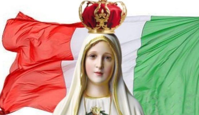 ITALIA CONSACRATA A MARIA