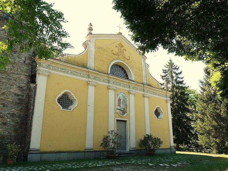 Santuario di Nostra Signora del Bosco, Lumarzo
