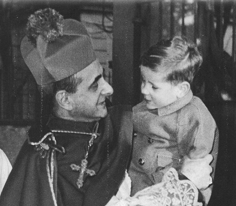 Mons. Giovanni Battista Montini