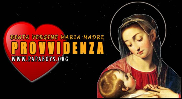 Madre della Divina Provvidenza