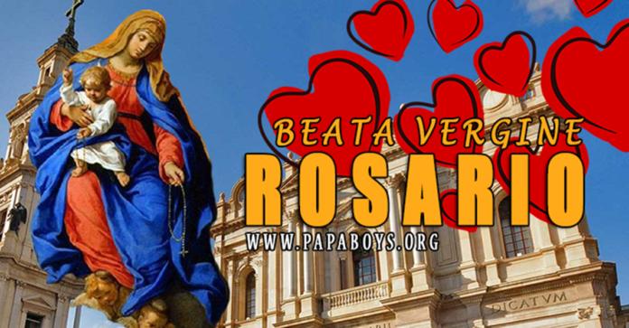 Vergine del Santo Rosario di Pompei