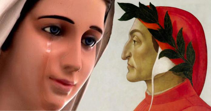 Dante Alighieri e la Madonna