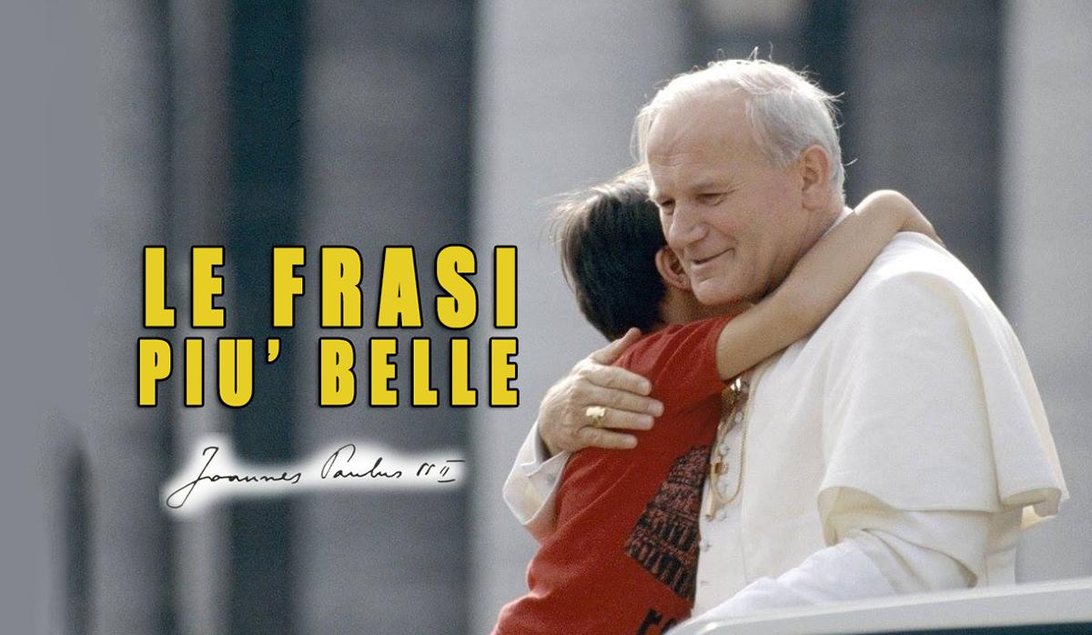 Giovanni Paolo II - Rubrica
