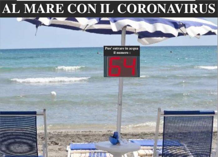 Regole per andare al mare dal 29 maggio: l'ordinanza delle Marche