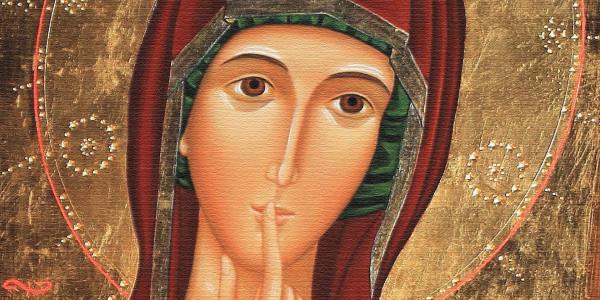 La vergine del silenzio, preghiera e atto di consacrazione