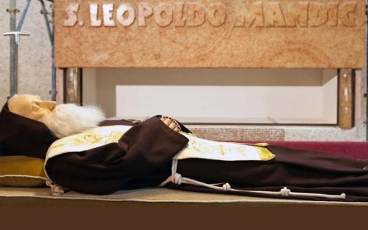 Novena a San Leopoldo Mandic