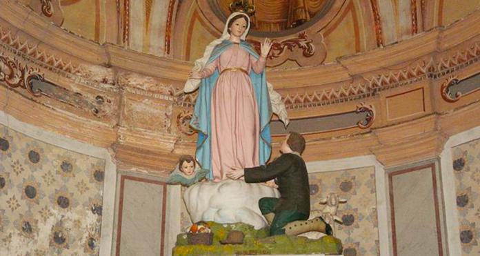 Santuario di Nostra Signora del Bosco