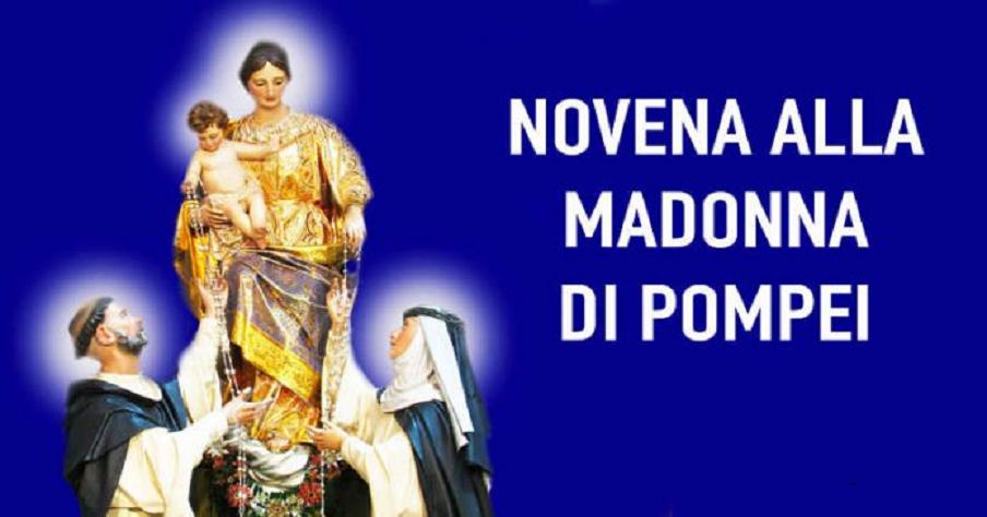 Novena alla Madonna di Pompei