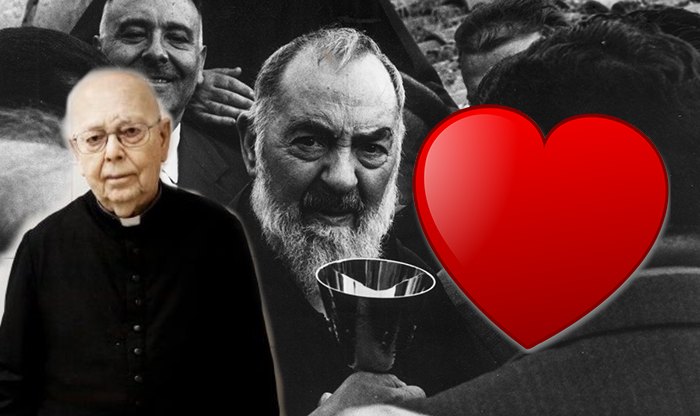 Padre Pio e Padre Amorth