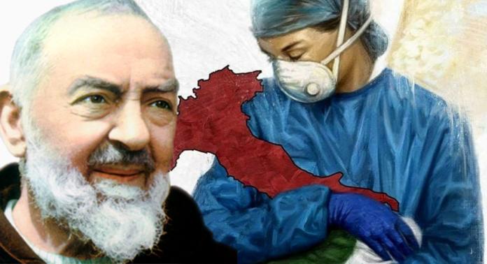 Padre Pio - Coronavirus