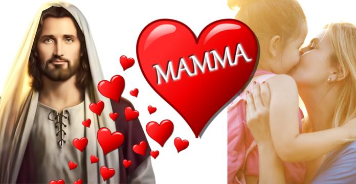Preghiera alla mamma