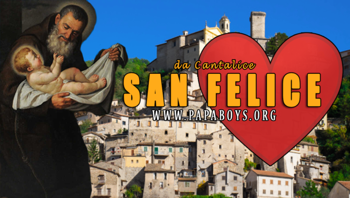 San Felice da Cantalice