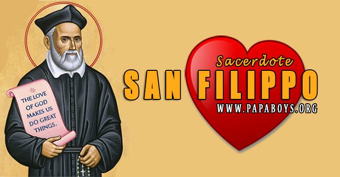 San Filippo Neri - 26 Maggio