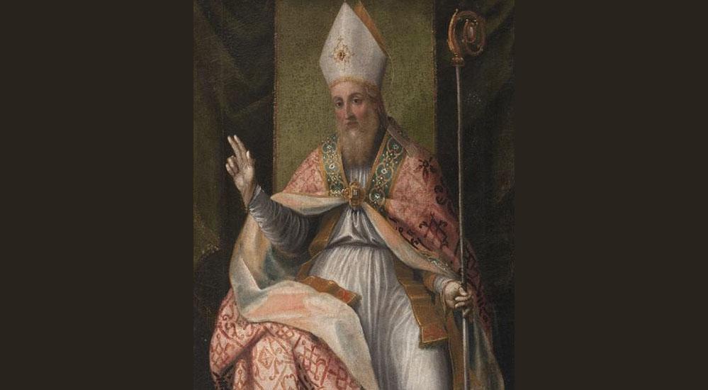 San Germano da Parigi, Vescovo